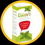 Nawilżanie gardła Gardvit A+E spray